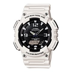 Casio Solar Powered Sports Watch Image