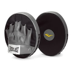 Everlast Polycanvas Punch Mitts Image