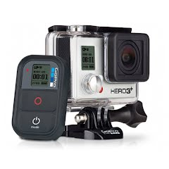 Gopro Hero3+ Black Edition Camera Image