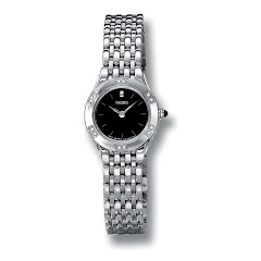 Seiko Women`s Twelve Diamond Watch Image