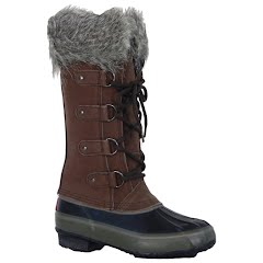 Western Chief Women's Chooka 4 Eye Tall Winter Boot Image