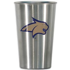 Lifeline Montana State Bobcat Stainless Steel 20oz Cup Image
