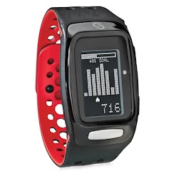 Sportline Snyc Burn Fitness Band Watch Image