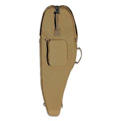Crooked Horn Liberator Quick Draw AR-15 Gun Case with Double Down Detachable Pistol Case Image