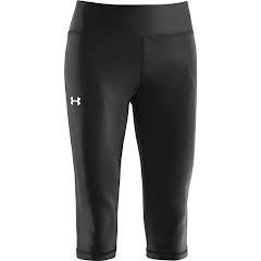 Under Armour Women`s UA Authentic 15 in. Capri Image