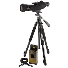 Nikon Prostaff 5 16-48x60mm Straight Body Fieldscope Outfit Image