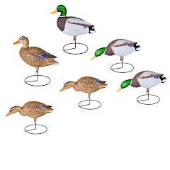 Flambeau Stormfront Full Body Mallard-6 Pack Decoys Image