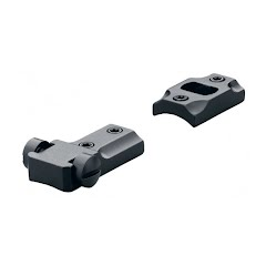 Leupold STD Savage 10/110 Round 2 Piece Receiver Mount Matte Finish Image