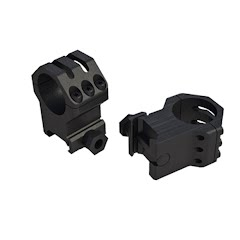Weaver Six Hole Picatinny Tactical Rings (30mm MED) Image