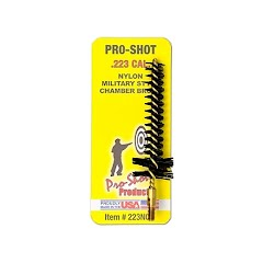 Pro-shot .223 Cal./5.56mm Military Style Nylon Chamber Brush Image