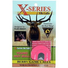 Berry Game Calls X-Series Young Hot Bull Elk Reed Image