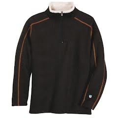 Kuhl Mens Europa 1/4 Zip Sweater Image
