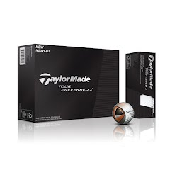 Taylor Made Tour Preferred X Golf Balls (12-Pack) Image