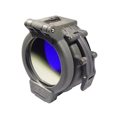 Surefire Blue Filter for 1.25-Inch Diameter Bezels Image