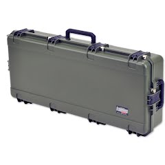 Skb Gun Cases iSeries 4217 Double Rifle/Bow Case Image