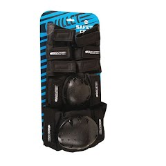 Bullet Adult Skate Safety Gear Set Image