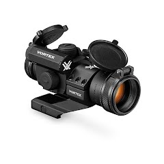 Vortex StrikeFire II Red/Green Dot Scope, Cantilever Mount Image