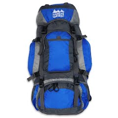 World Famous Zion 40L Internal Frame Backpack Image