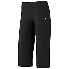 Adidas Women`s Ultimate Capri Tights Image
