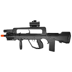 Palco FAMAS Tactical Spring Airsoft Rifle with BAX Shooting System Image
