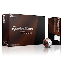 Taylor Made Tour Preferred Golf Balls (12-Pack) Image
