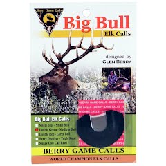 Berry Game Calls G2 Double Green Medium Bull Elk Reed Image