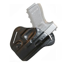 Blackhawk Check-Six Leather Concealment Holster (Glock 26) Image