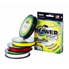 Power Pro Microfilament 50lb. x 150 yds Fishing (Green) Image