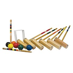 Franklin Advanced 6 Person Croquet Set Image