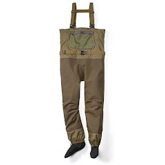 Filson Mens Pro Guide Waders (King Size) Image