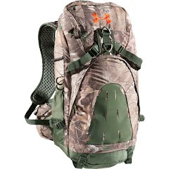 Under Armour UA 1800 Camo Backpack Image