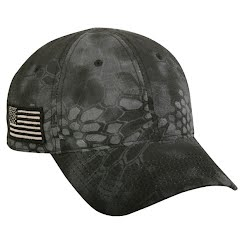 Outdoor Cap Men`s Kryptek Side Flag Cap Image