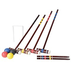 Franklin Recreational 4 Player Croquet Image