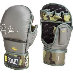 Everlast MMA Randy Couture Striking Gloves Image