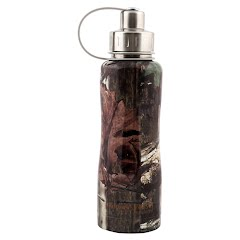 Eco Vessel Mossy Oak Boulder Triple Insulated 25oz Bottle Image