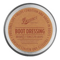 Danner Brown Boot Dressing Image