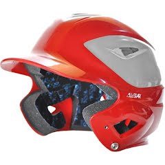 All Star Men's BH3000TT Two Toned Batting Helmet Image