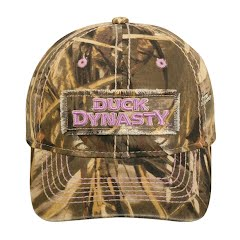 Outdoor Cap Women's Duck Dynasty Camo Cap Image