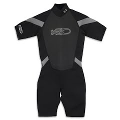 X2o Mens Spring Shorty 3x2mm Wetsuit Image