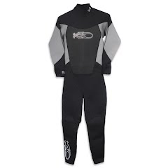 X2o Mens Full 3x2mm Wetsuit Image