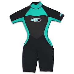 X2o Women`s Spring Shorty 3x2mm Wetsuit Image