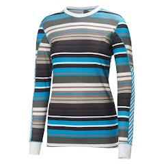 Helly Hansen Women`s Active Flow Graphic L/S Crew Image