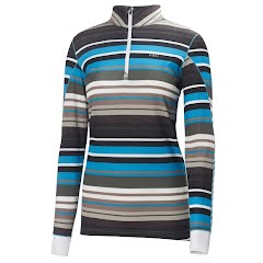 Helly Hansen Women's Active Flow Graphic 1/2 Zip Image