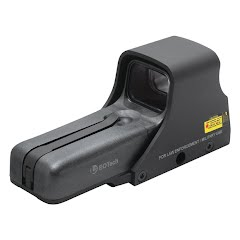 Eo Tech Model 512 Holographic Tactical Weapon Sight Image