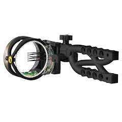 Trophy Ridge Cypher 5 Bow Sight (Black) Image