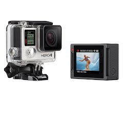 Gopro HERO4 Silver Edition Camera Image