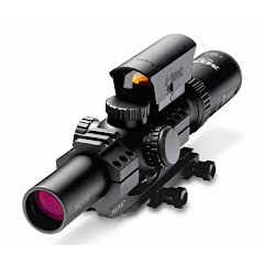 Burris MTAC 1-4x24mm Illuminated Ballistic CQ Rifle Scope Combo Image