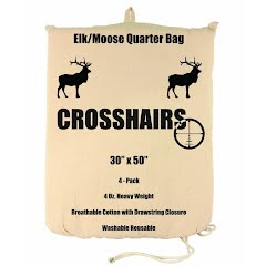 Crosshairs Elk/Moose 30x50`` Quarter Bag (4-Pack) Image