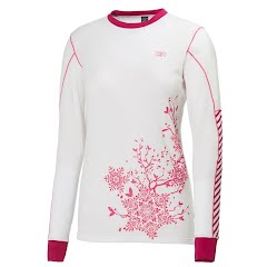 Helly Hansen Women`s Active Flow L/S Crew Image