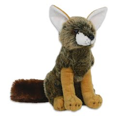 Wildlife Artists Coyote Conservation Critter Plush Stuffed Animal Image